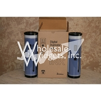 Wholesale Widgets Blue Ink Compatible With Riso EZ MZ RZ Box of 2