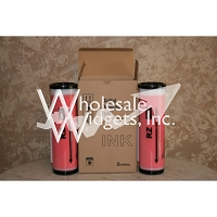 Wholesale Widgets Red Ink Compatible With Riso EZ MZ RZ Box of 2