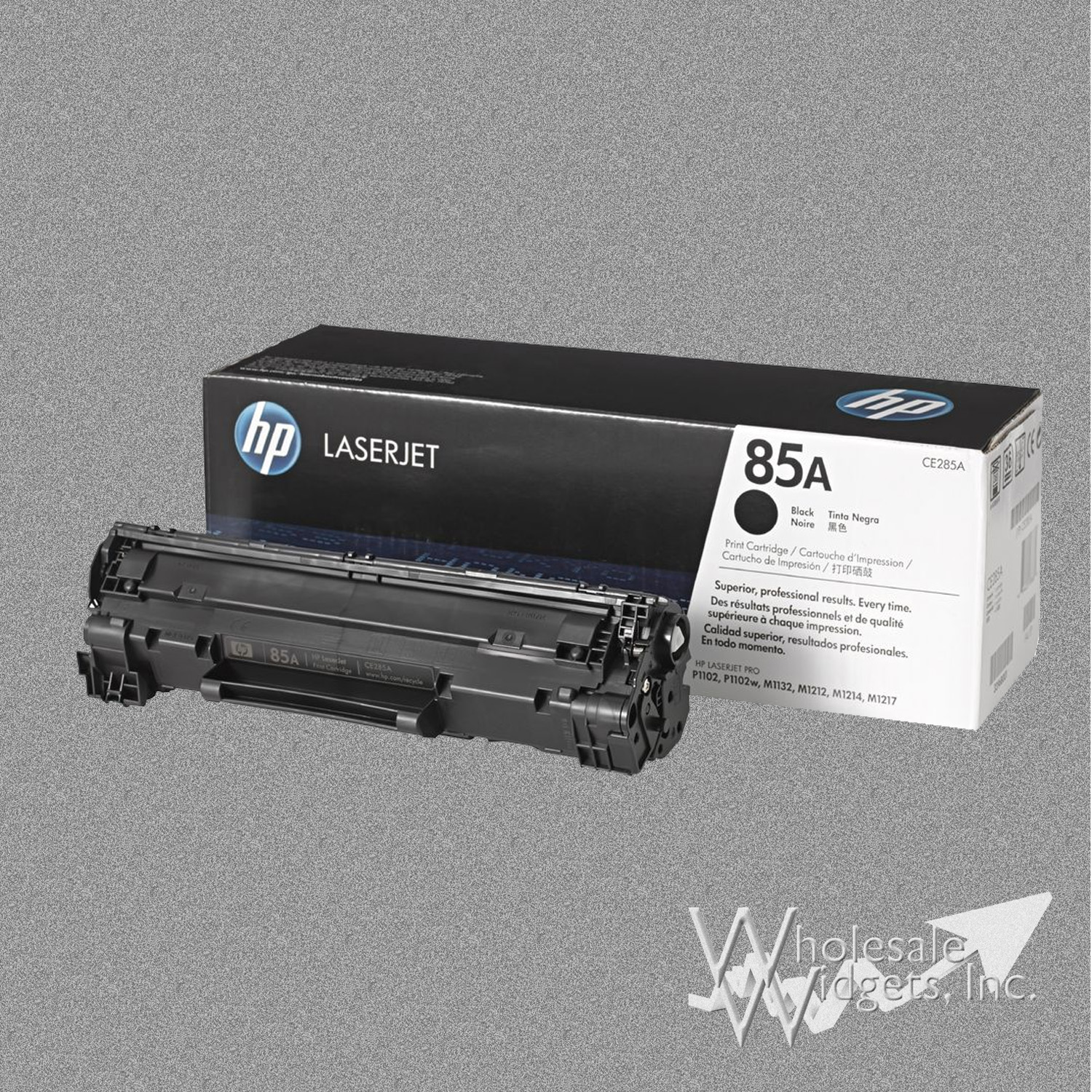 HP 85A Black Toner For Use In HP 85A Black Toner LaserJet