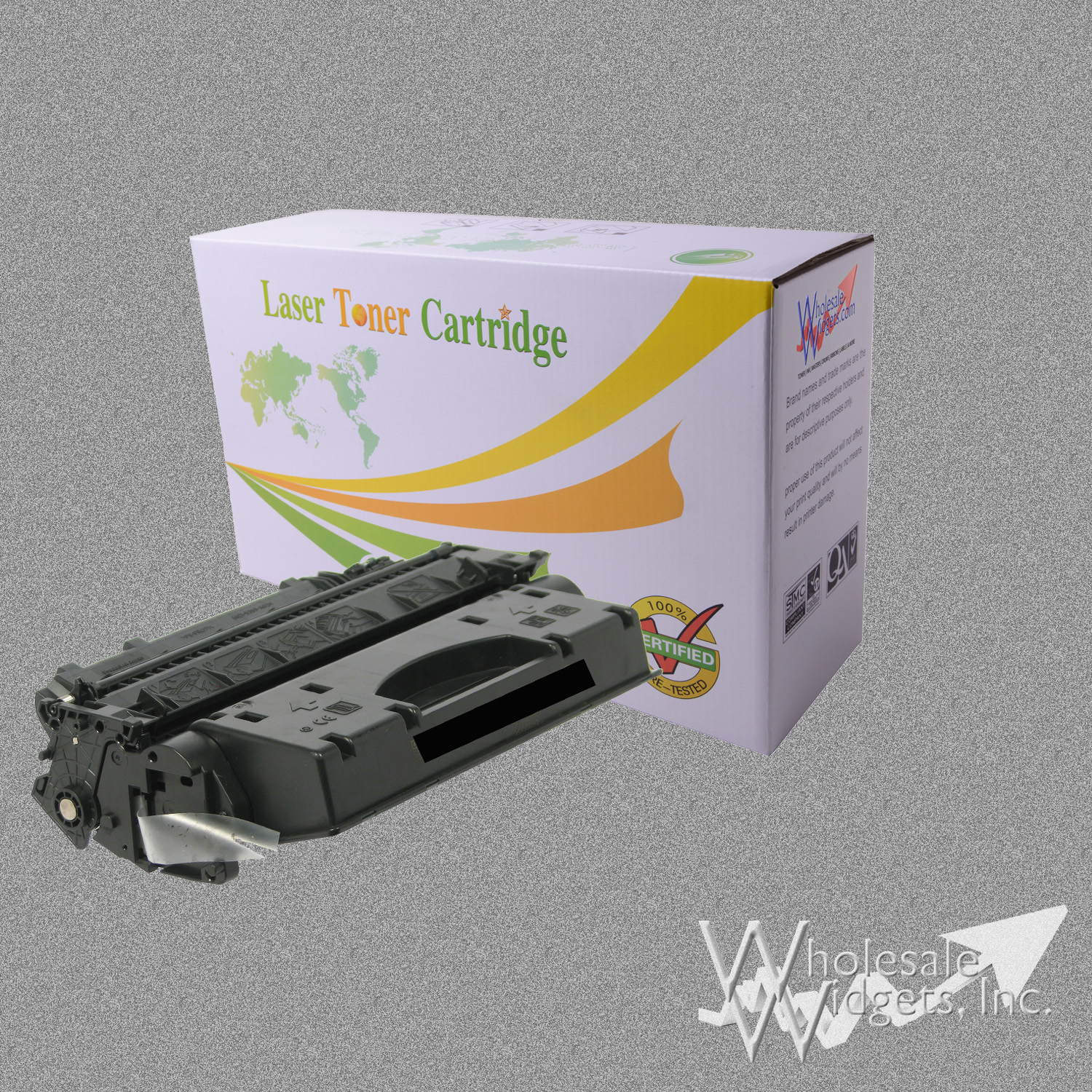 HP 05A Compatible Black Toner For Use In HP 05A Black
