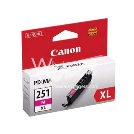 Canon CLI251XL Magenta Ink For Use In Pixma MG5420, MG6320 ...