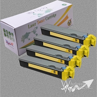 Compatible Kyocera TK522Y Yellow Toner