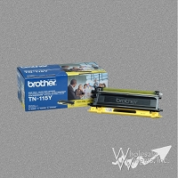 Brother TN115Y Yellow Toner