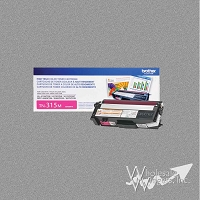 Brother TN315M HY Magenta Toner