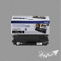 Brother TN336BK Black Toner