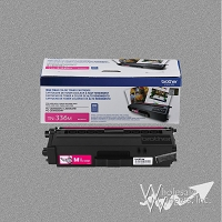 Brother TN336M Magenta Toner