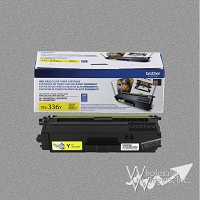 Brother TN336Y Yellow Toner