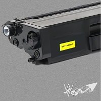 Compatible Brother TN339 Super HY Yellow Toner