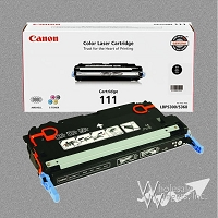 Canon Cartridge 111 Black Tnr
