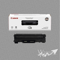 Canon Cartridge 128 Black Toner