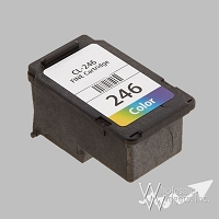 Compatible Canon CL-246XL HY Color Ink