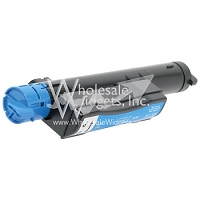 Compatible Dell GD900 HY Cyan Toner