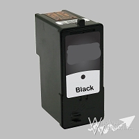 Compatible Dell 7Y743 Black Ink