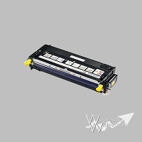 Compatible Dell FM066 HY Yellow Toner