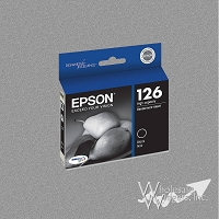 Epson T126 HY Black Ink