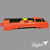 Compatible HP 121A Yellow Toner