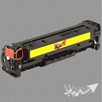 Compatible HP 312A Yellow Toner