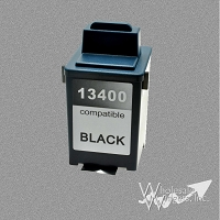 Compatible Lexmark 13400HC Black Ink