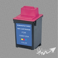 Compatible Lexmark 20 CMY Ink