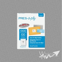 PRES-a-ply 30603 Labels