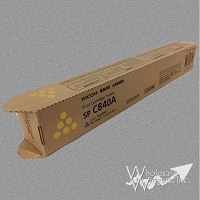 Ricoh SP840A Yellow Toner