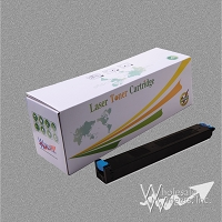 Compatible Sharp MX27NTCA Cyan Toner