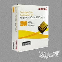 Xerox Yellow Solid Ink