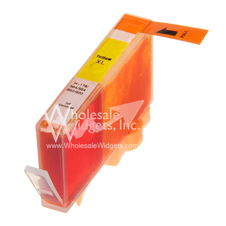 Compatible HP 920XL Yellow Ink