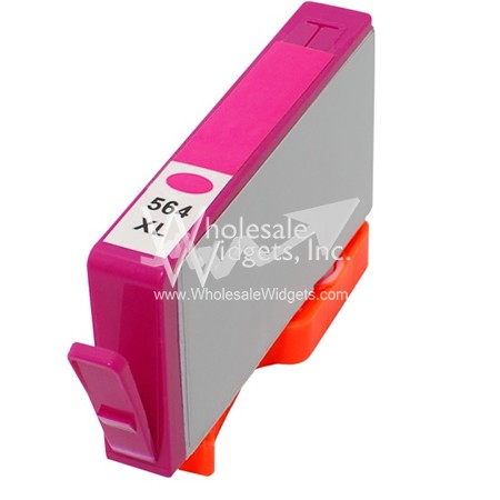 Compatible HP 564XL HY Magenta Ink
