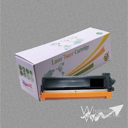 Compatible Brother TN210BK Black Toner