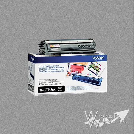 Brother TN210BK Black Toner