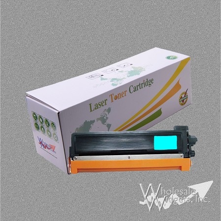 Compatible Brother TN210C Cyan Toner