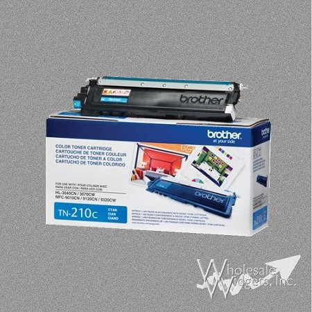 Brother TN210C Cyan Toner