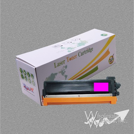 Compatible Brother TN210M Magenta Toner