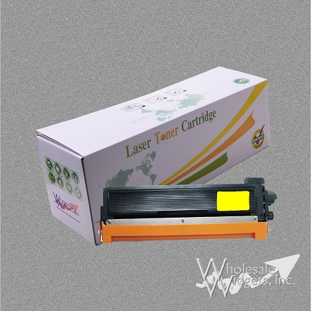 Compatible Brother TN210Y Yellow Toner