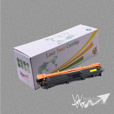 Compatible Brother TN225 HY Yellow