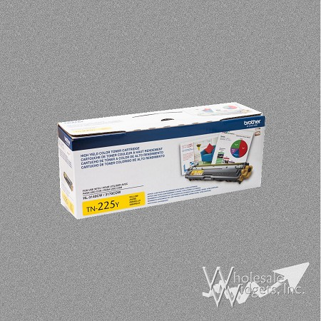 Brother TN225 HY Yellow Toner