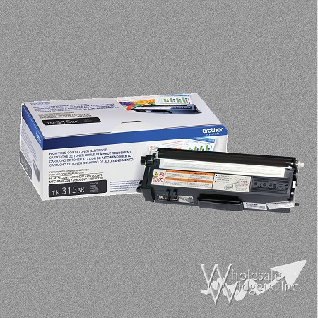Brother TN315BK HY Black Toner