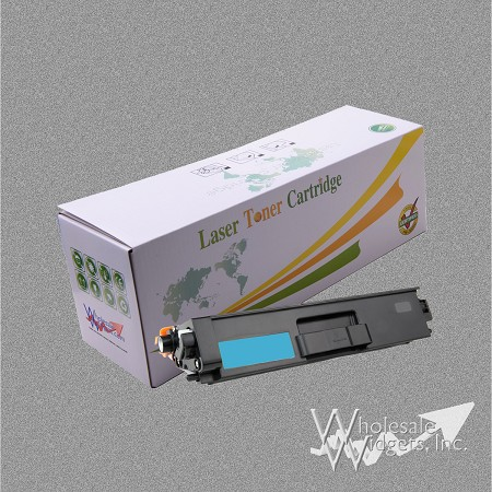 Compatible Brother TN336C Cyan Toner