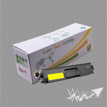 Compatible Brother TN336Y Yellow Toner