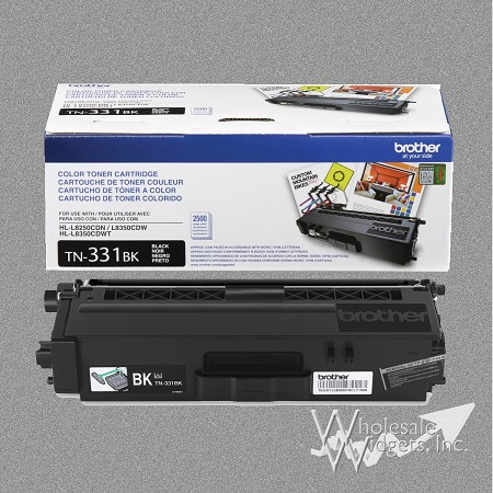 Brother TN331BK Black Toner