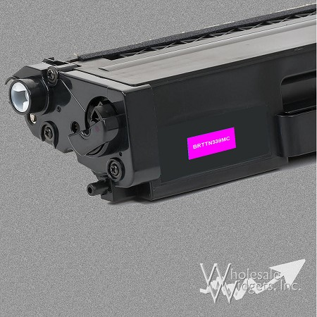 Compatible Brother TN339 Super HY Magenta Toner
