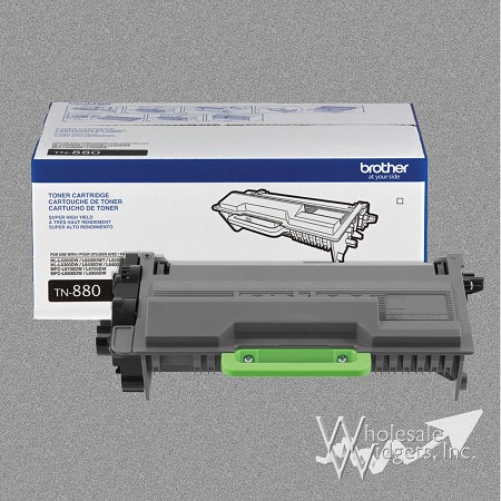 Brother TN880 Super High-Yield Black Toner