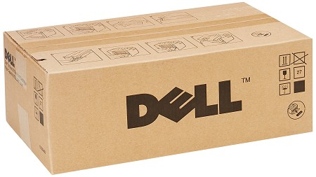 Genuine Dell NF556 HY Yellow Toner