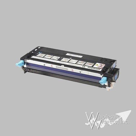 Compatible Dell FM065 HY Cyan Toner