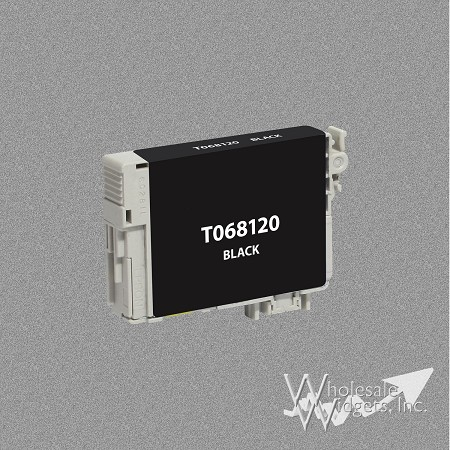 Compatible Epson T068120 HY Black Ink