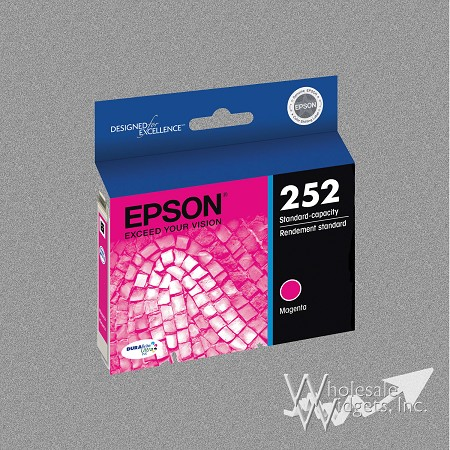 Compatible Epson T252XL320 Magenta Ink