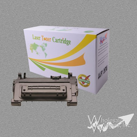 Compatible HP 64A Black Toner