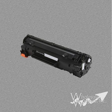 Compatible HP 128A Black Toner