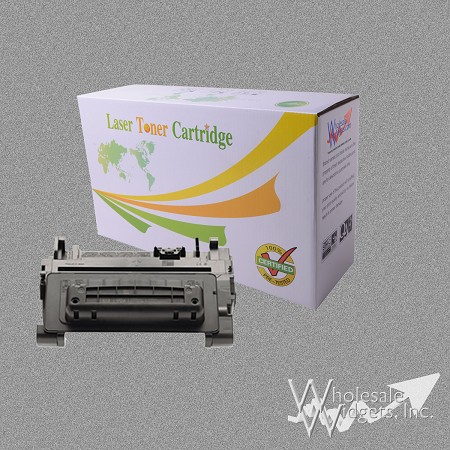 Compatible HP 90A Black Toner